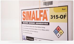 Adhesivo SIMALFA